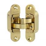 Петля скрытой установки с 3D-регулировкой ARMADILLO Architect 3D-ACH 60 SG Матовое золото прав. 60 кг