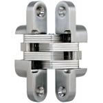 Универсальная петля скрытой установки INTERNO BASIC F542 SN Матовый никель 50 кг