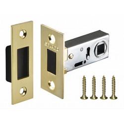 Защелка врезная FUARO MAGNET M12-50-25 SG мат. золото