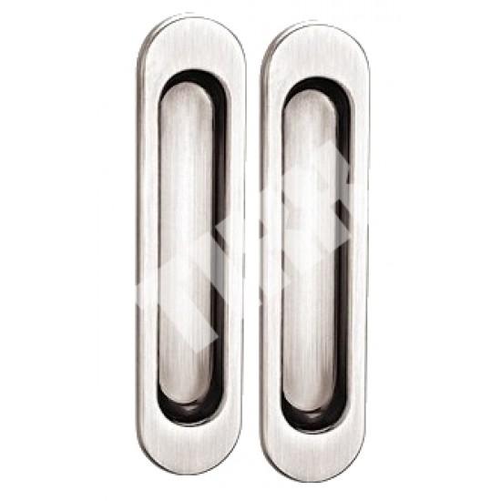 Ручка для раздвижных дверей TIXX SDH 501 SN (матовый никель) без механизма